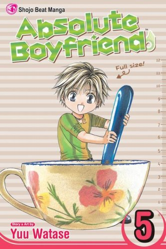 Absolute Boyfriend Manga ...
