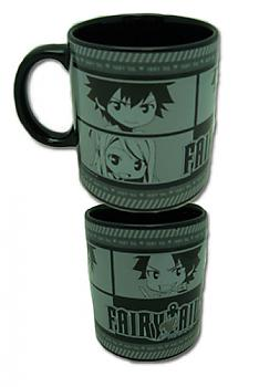 Fairy Tail Mug - Chibi Group