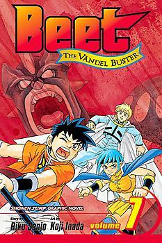 Beet The Vandel Buster Manga Vol.   7