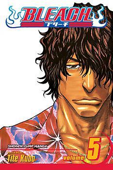 Bleach Manga Vol.   5