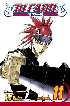 Bleach Manga Vol.  11