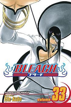 Bleach Manga Vol.  33