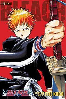 Bleach Omnibus Manga Vol.   1