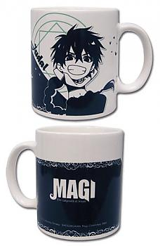 Magi The Labyrinth of Magic Mug - SD Judal