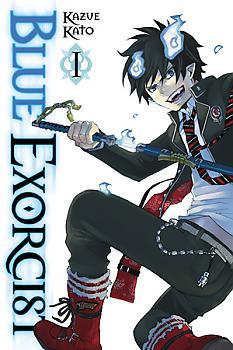 Blue Exorcist Manga Vol.   1