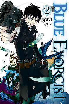 Blue Exorcist Manga Vol.   2