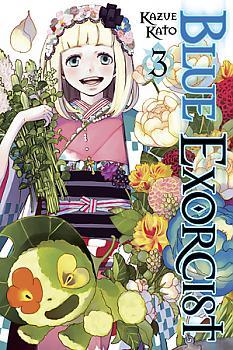 Blue Exorcist Manga Vol.   3