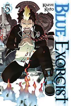 Blue Exorcist Manga Vol.   5