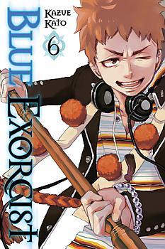Blue Exorcist Manga Vol.   6
