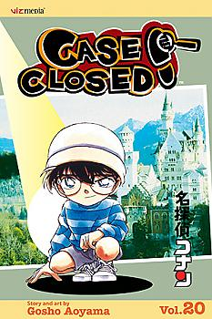 Case Closed Manga Vol.  20