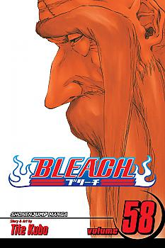 Bleach Manga Vol.  58
