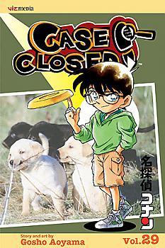 Case Closed Manga Vol.  29