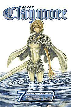 Claymore Manga Vol.   7