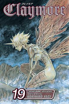 Claymore Manga Vol.  19