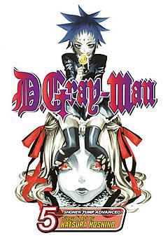 D Gray-man Manga Vol.   5