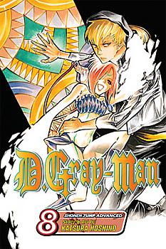 D Gray-man Manga Vol.   8
