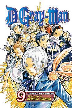 D Gray-man Manga Vol.   9