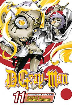 D Gray-man Manga Vol.  11