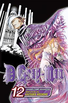 D Gray-man Manga Vol.  12