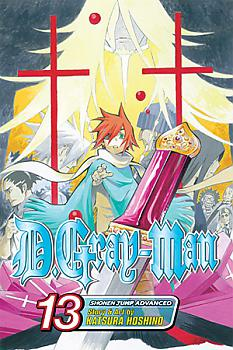 D Gray-man Manga Vol.  13