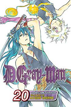 D Gray-man Manga Vol.  20