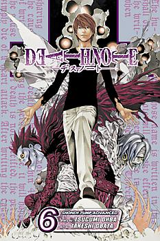 Death Note Manga Vol.   6