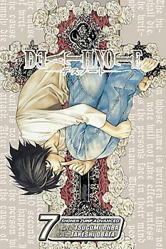 Death Note Manga Vol.   7