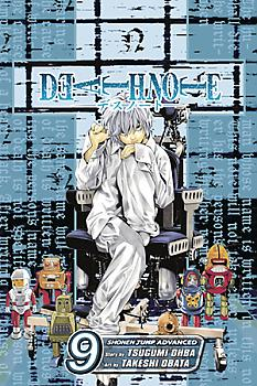 Death Note Manga Vol.   9