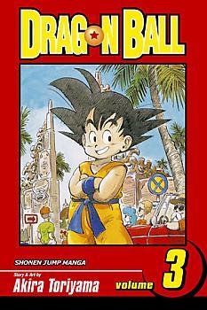 Dragon Ball Manga Vol.   3 (2nd edition)