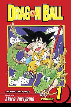 Dragon Ball Manga Vol.   1 (2nd edition)