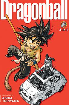Dragon Ball Omnibus Manga Vol.  1 (3-in-1 Edition)
