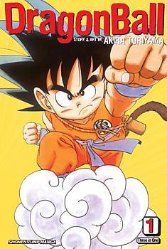 Dragon Ball VizBig Manga Vol.   1