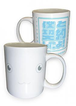 Puella Magi Madoka Magica Mug - Kyubey