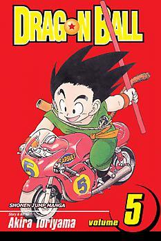 Dragon Ball Manga Vol.   5 (2nd edition)