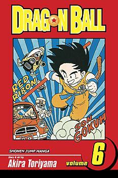 Dragon Ball Manga Vol.   6 (2nd edition)