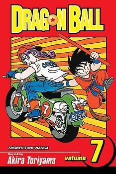 Dragon Ball Manga Vol.   7 (2nd edition)