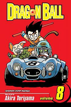 Dragon Ball Manga Vol.   8 (2nd edition)