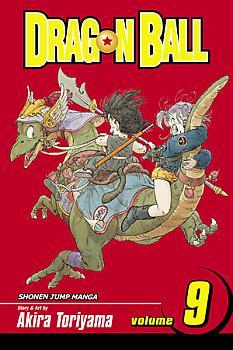 Dragon Ball Manga Vol.   9 (2nd edition)
