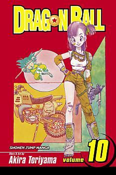 Dragon Ball Manga Vol.  10 (2nd edition)