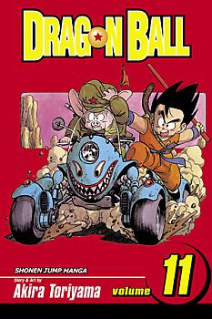 Dragon Ball Manga Vol.  11