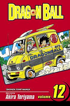 Dragon Ball Manga Vol.  12