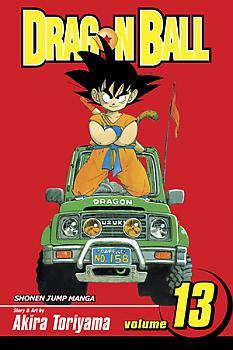 Dragon Ball Manga Vol.  13