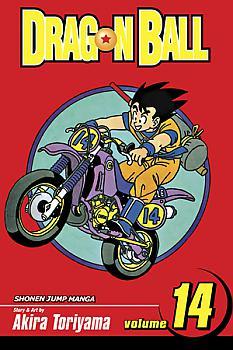 Dragon Ball Manga Vol.  14