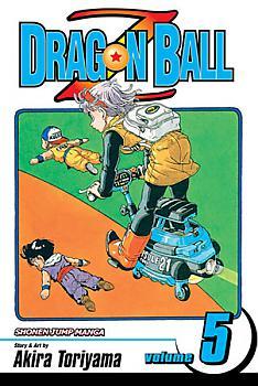 Dragon Ball Z Manga Vol.   5 (2nd edition)