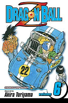 Dragon Ball Z Manga Vol.   6 (2nd edition)
