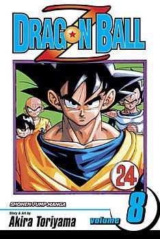 Dragon Ball Z Manga Vol.   8 (2nd edition)