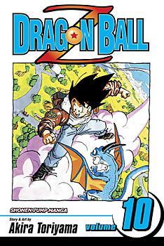 Dragon Ball Z Manga Vol.  10 (2nd edition)