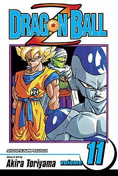 Dragon Ball Z Manga Vol.  11