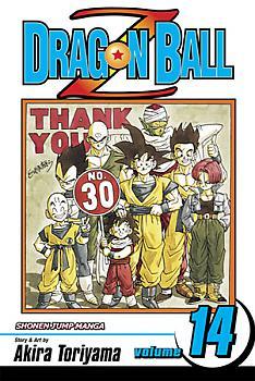Dragon Ball Z Manga Vol.  14