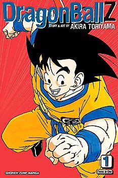 Dragon Ball Z VizBig Manga Vol.   1